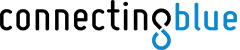 connectingblue Logo